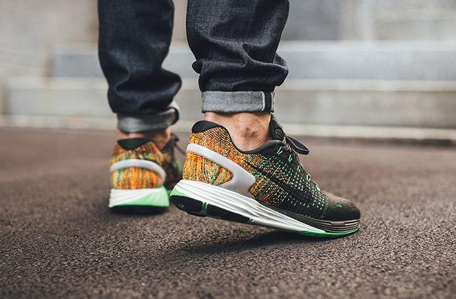 Nike Lunarglide 7 Green 2