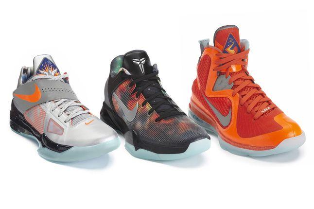 Nike All Star Weekend Kobe Durant Lebron 02 1