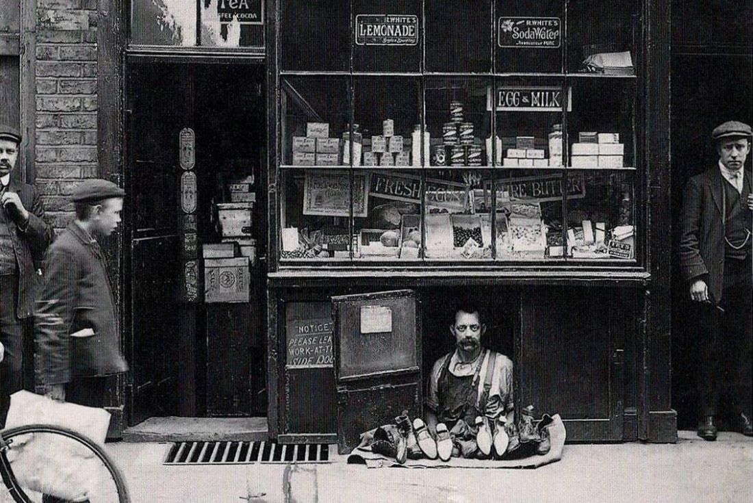Material Matters History Of Shoe Sizing Shoe Shop 1