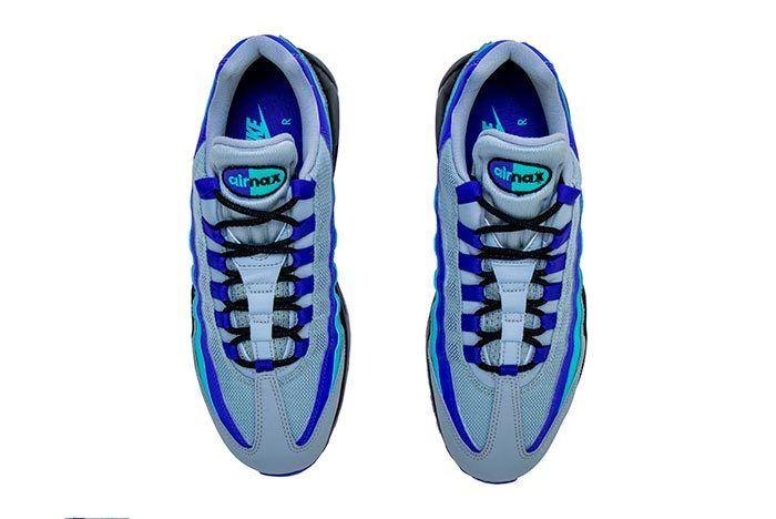 Nike Air Max 95 Blue 2