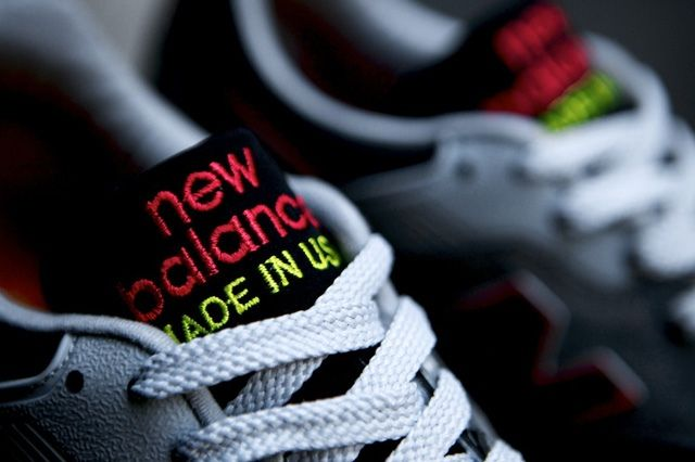 New Balance 997 Made Usa Dark Grey 17