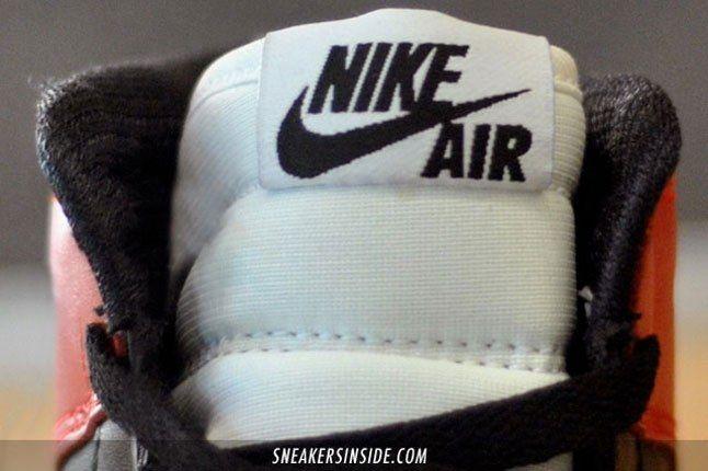 Air Jordan Nike Tongue 1