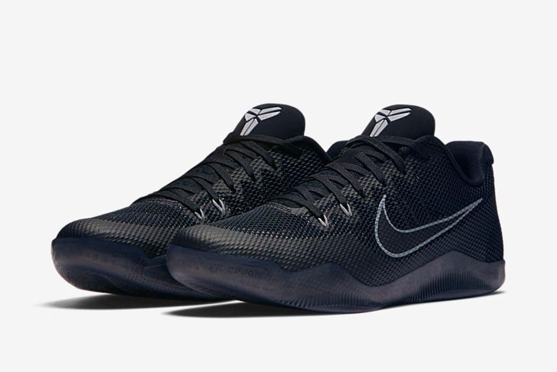 Nike Kobe 11 Blackout 5