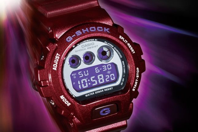 G Shock Mirror Face Dw6900 5 1