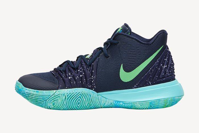 Nike Kyrie 5 Ufo Medial