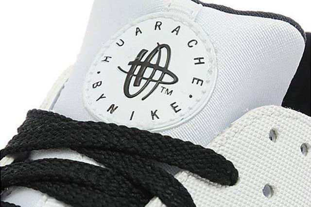 Nike Air Huarache Gs White Black Anthracite 04