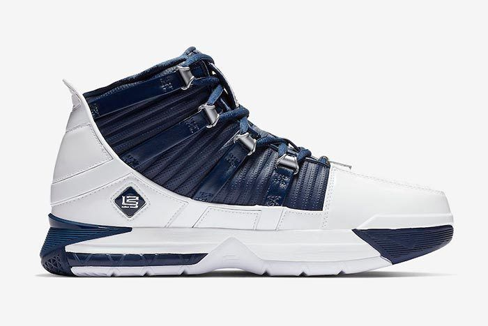Nike Zoom Lebron 3 Official Images 1
