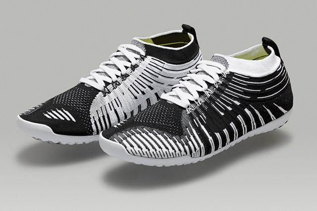 Nike Free Hyperfeel Zebra 1