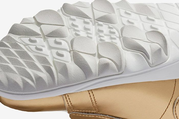 Nike Blazer Golf Metallic Gold Wmns 3