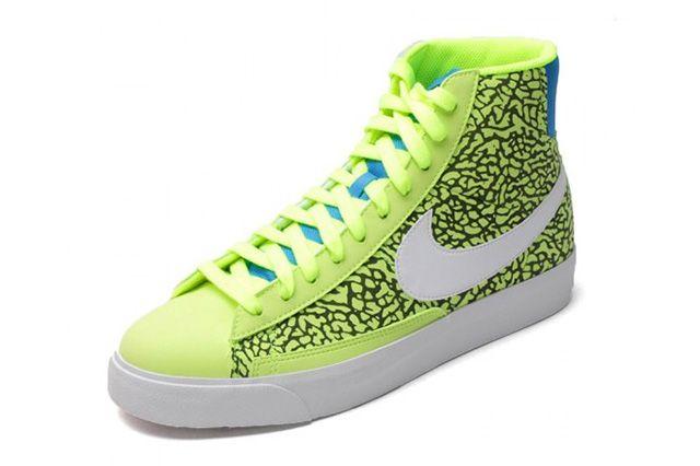 Nike Blazer Volt Elephant 4