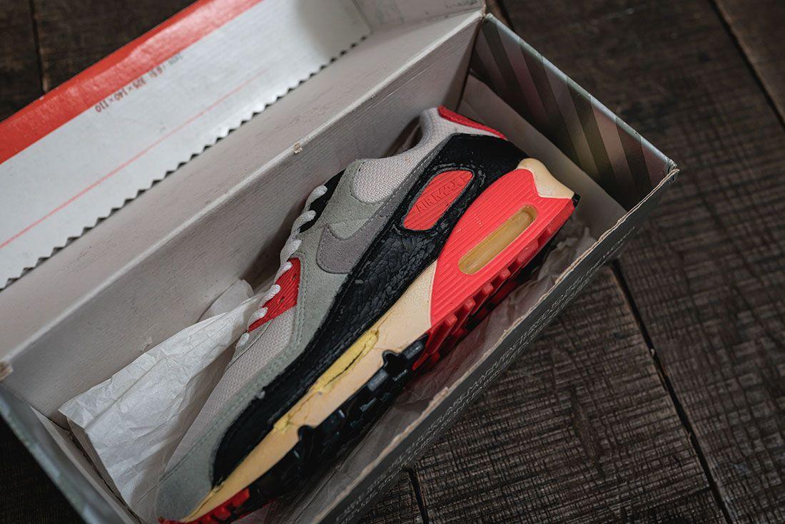 Nike Dylan Raasch Juliana Sagat Air Max 90 Verona Design Release Date Interview Sneaker Freaker1