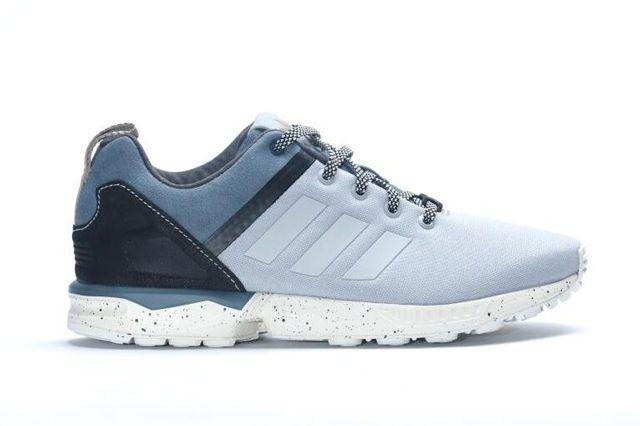 Adidas Zx Flux Blue 2