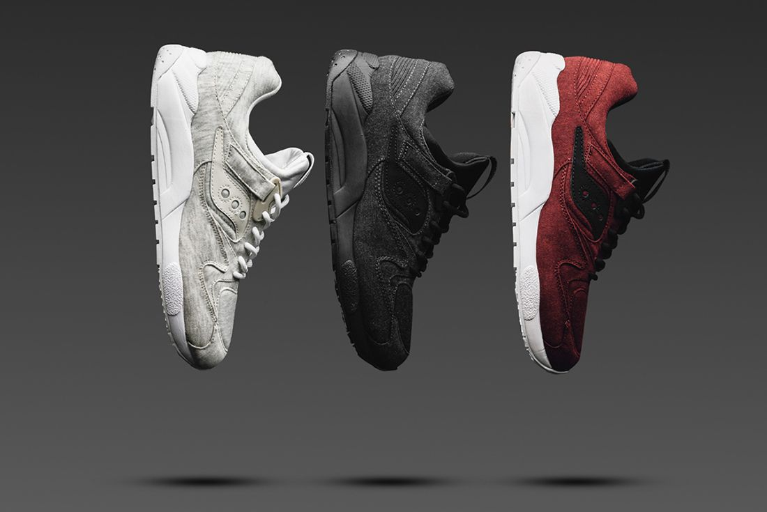 Saucony Grid 9000 Jersey Pack 3