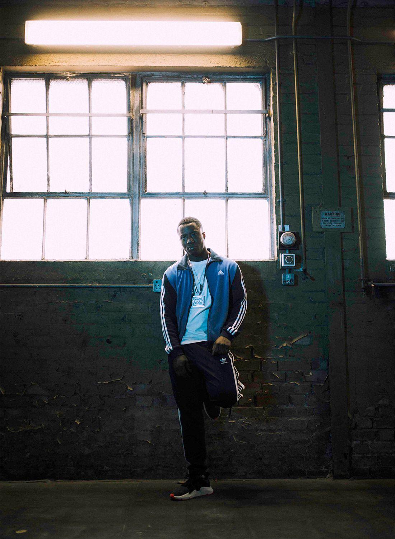 Adidas Prophere London England Fredo Suspect Harlem Spartans Sneaker Freaker 15