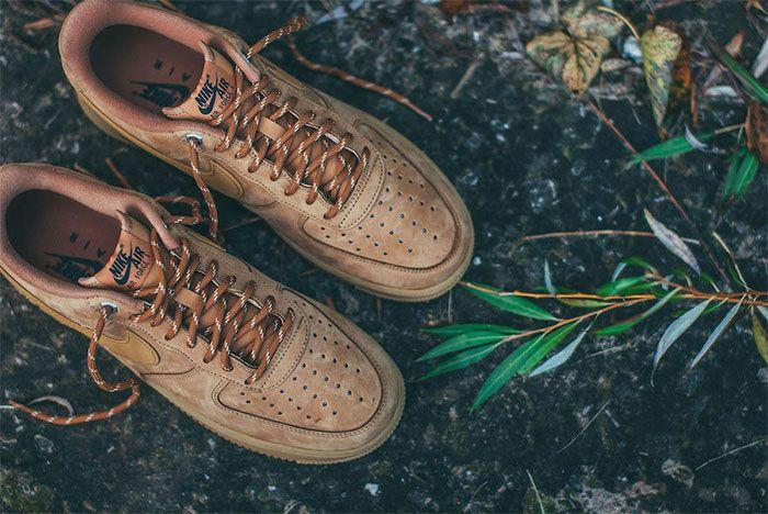 Nike Air Force 1 Wheat Top