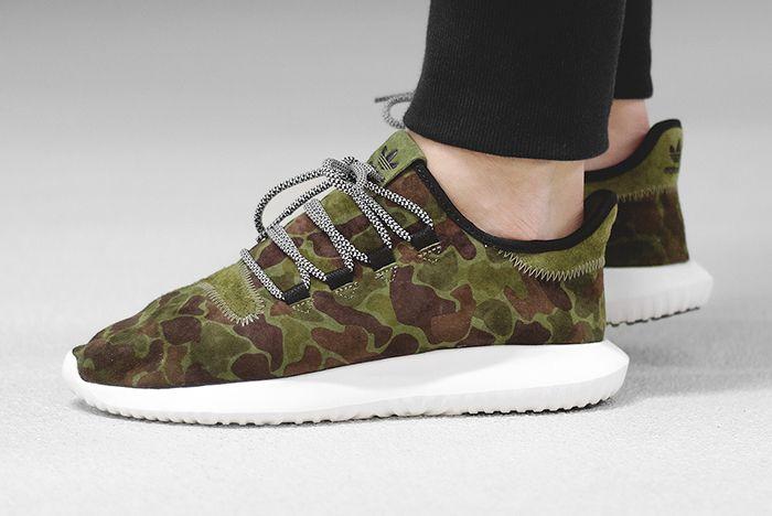 adidas Tubular Shadow (Camo) - Sneaker