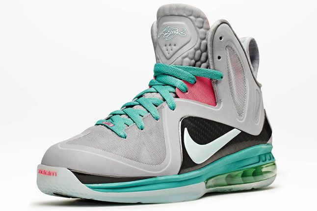 Nike Lebron 9 Ps Elite South Beach Official 02 1