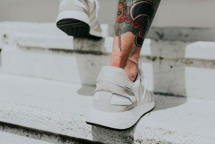 Adidas Iniki Runner Pearl Grey 2