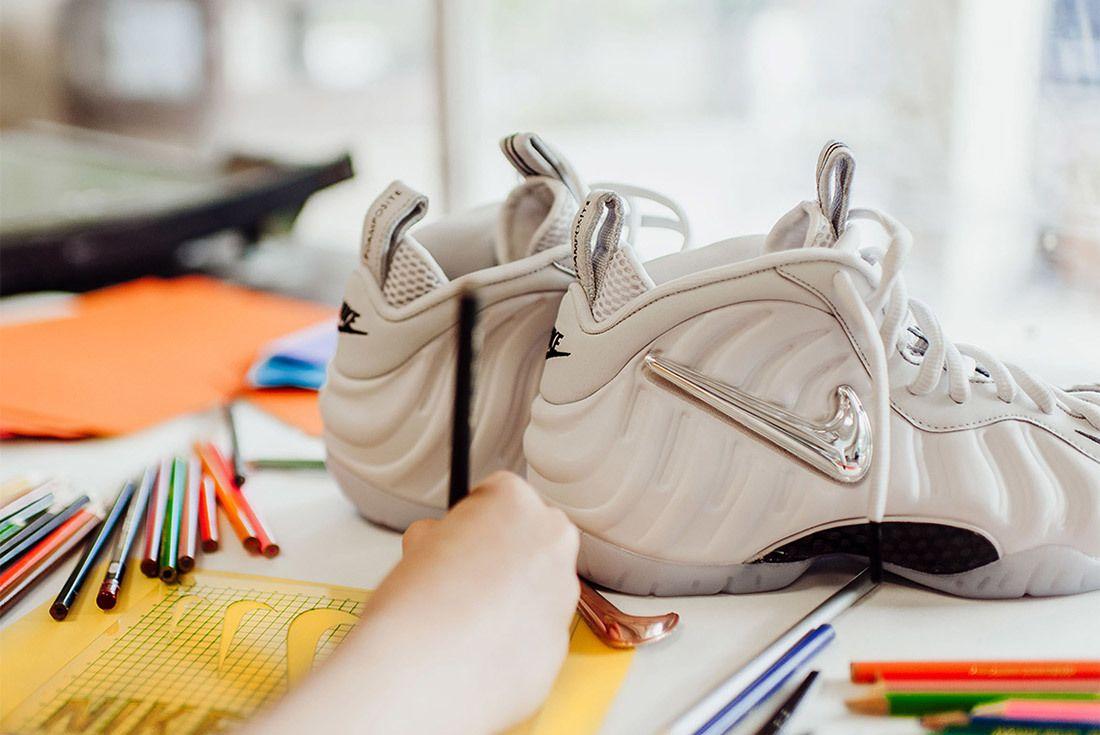 Nike Air Foamposite Pro All Star Interchangeable Swoosh Sneaker Freaker 14