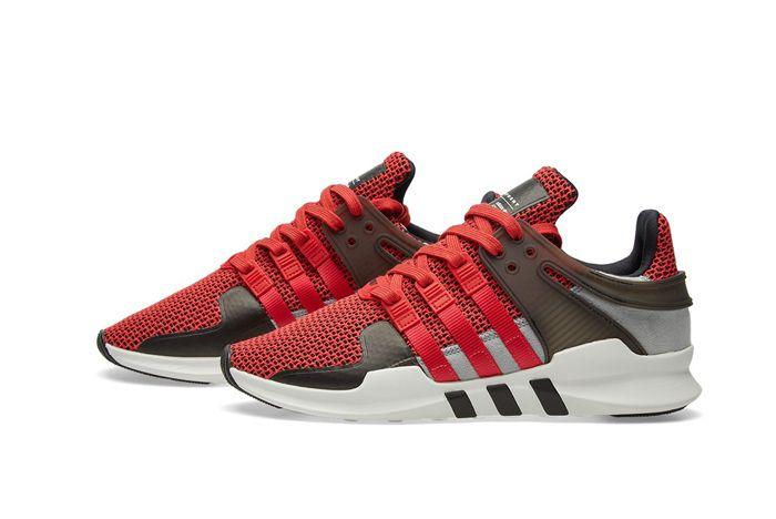 Adidas Eqt Support Adv Collegiate Red 5