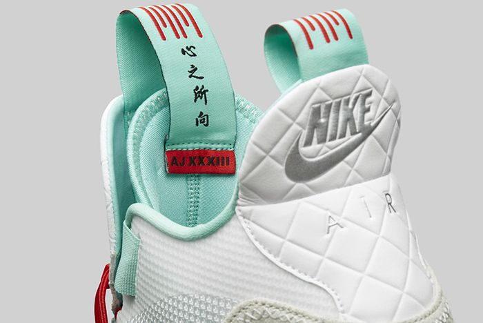 Guo Ailun Air Jordan 33 9