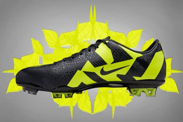 Timeline Nike Mercurial Boots 4