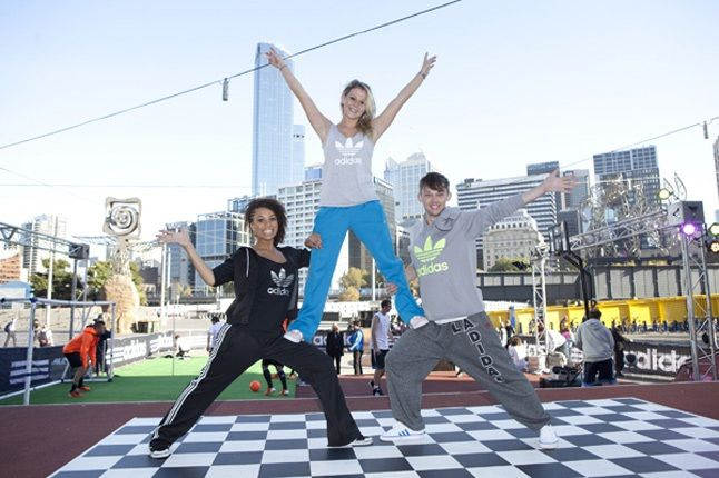 Adidas Nite Dance 2 1