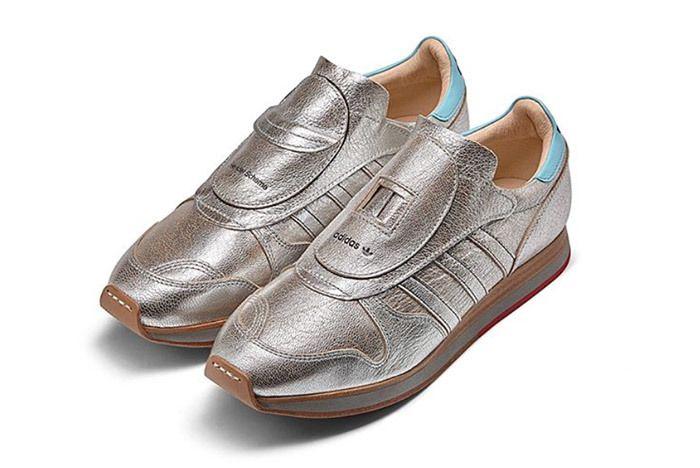 Adidas Hender Scheme Micropacer Silver 7