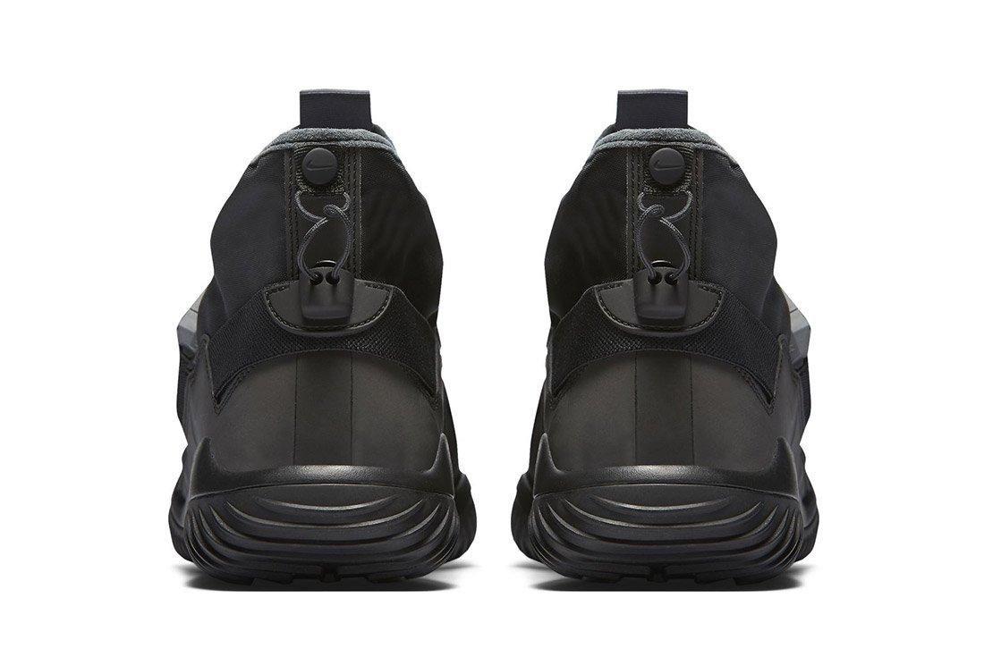Nike Kmtr Black Anthracite 2