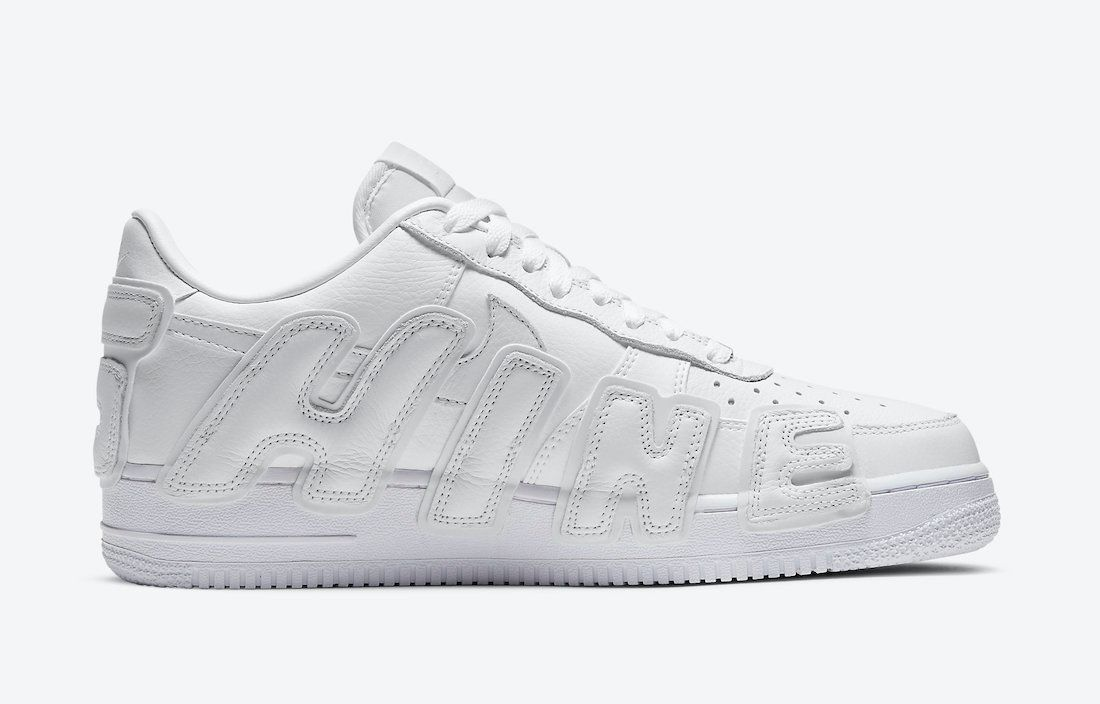 Cactus Plant Flea Market x Nike Air Force 1 (White)
