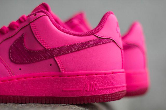 Nike Air Force 1 Gs Hyper Pink 1