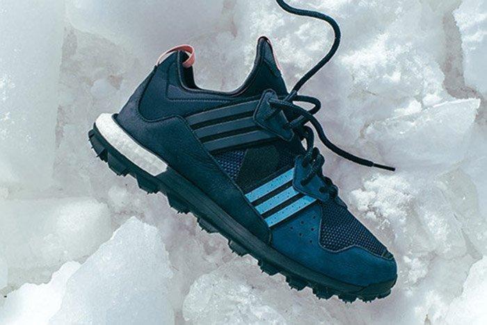 Kith X adidas Response Trail - Sneaker
