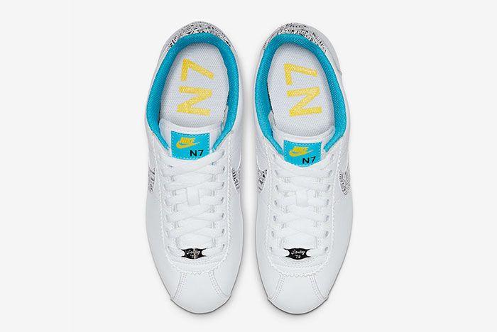 Nike Cortez N7 Wmns Cj1154 100 Top