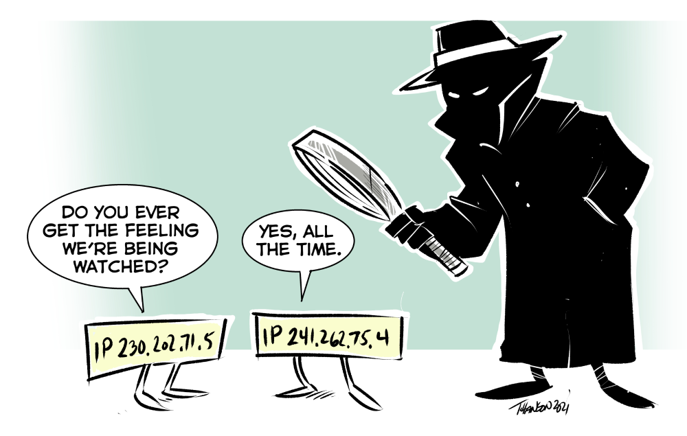 What Does an IP Address Tell You?