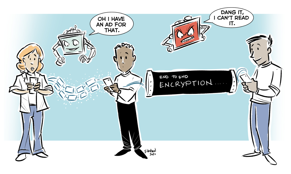 What Is End-To-End Encryption?