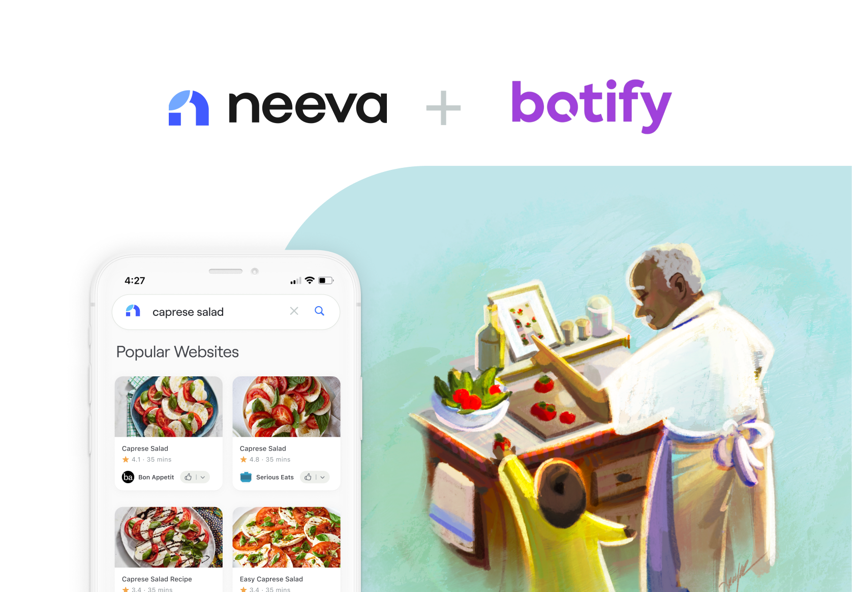 Neeva and Botify Partner to Help You Discover Fresh, Relevant Content