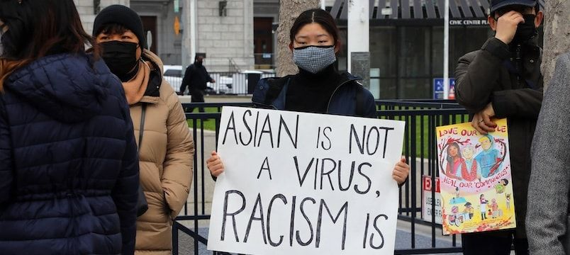 Stop Asian American & Pacific Islander Hate (by Rachel Cheng)