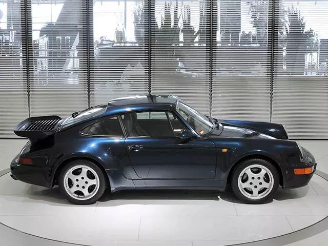 Porsche 964 911 Turbo 1991-1992