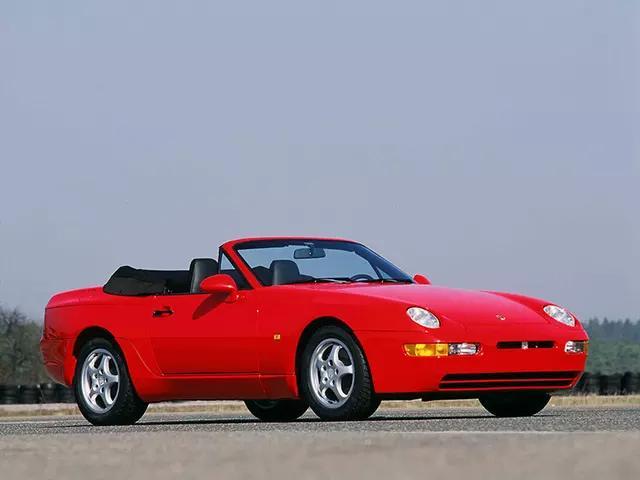 Porsche 968, 968 Cabriolet 1992-1995