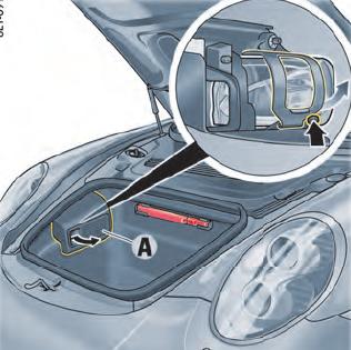 Líquido de selagem do pneu Porsche 911 991