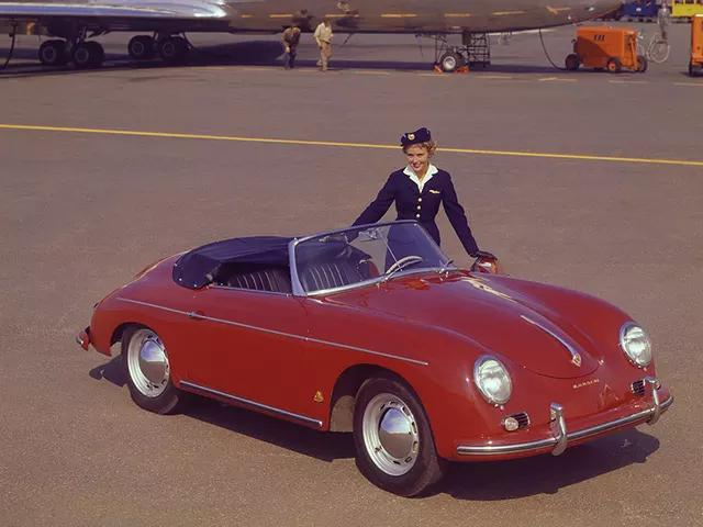 Porsche 356A 1600 Convertible D 1959