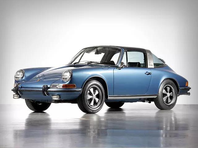 911 S 2.2, 911 S 2.2 Targa 1970-1971