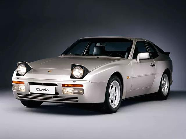 Porsche 944 Turbo 1985-1991