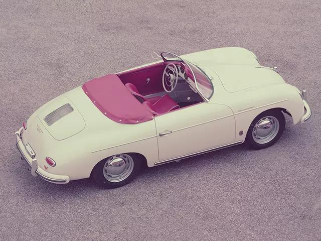 Porsche 356A 1600 Speedster 1956-1958
