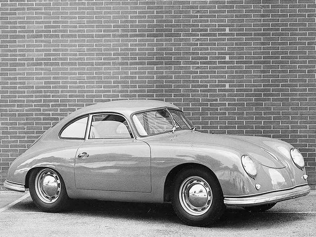 Porsche 356 1500 1952