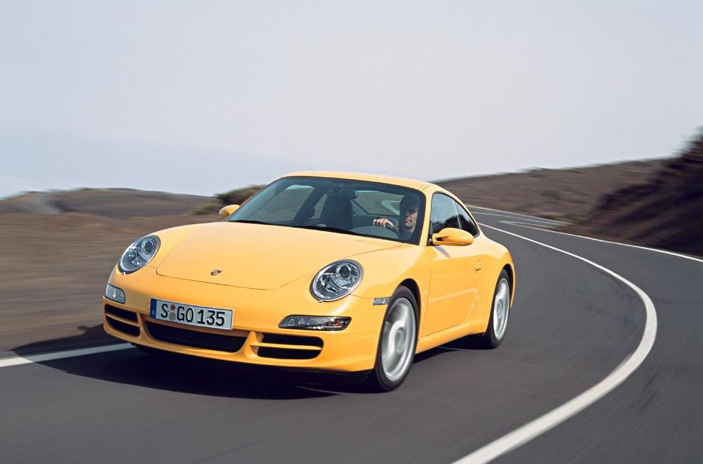 Porsche 997 geração 1 2004-2008