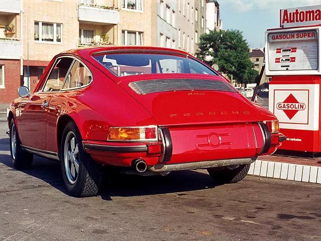 911 E 2.0, 911 E 2.0 Targa 1969