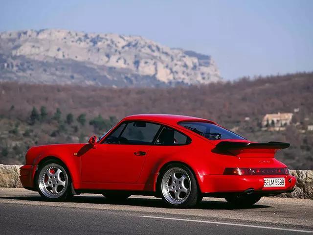 Porsche 964 911 Turbo 3.6 1993-12/1993