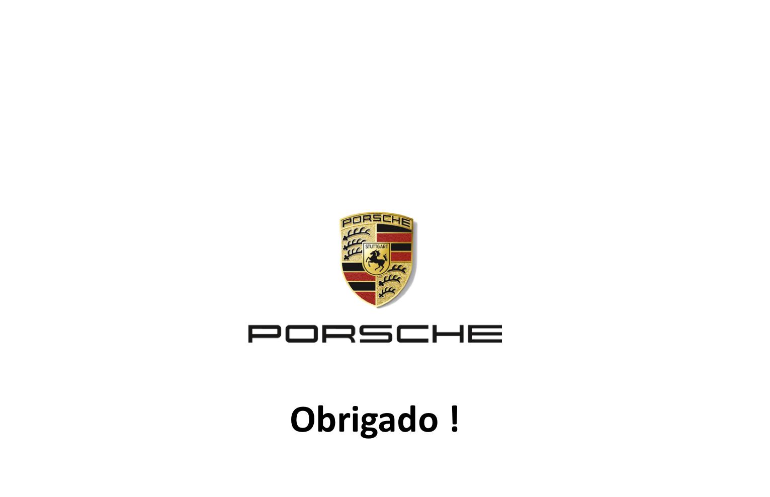 Direcao eletromecânica Porsche