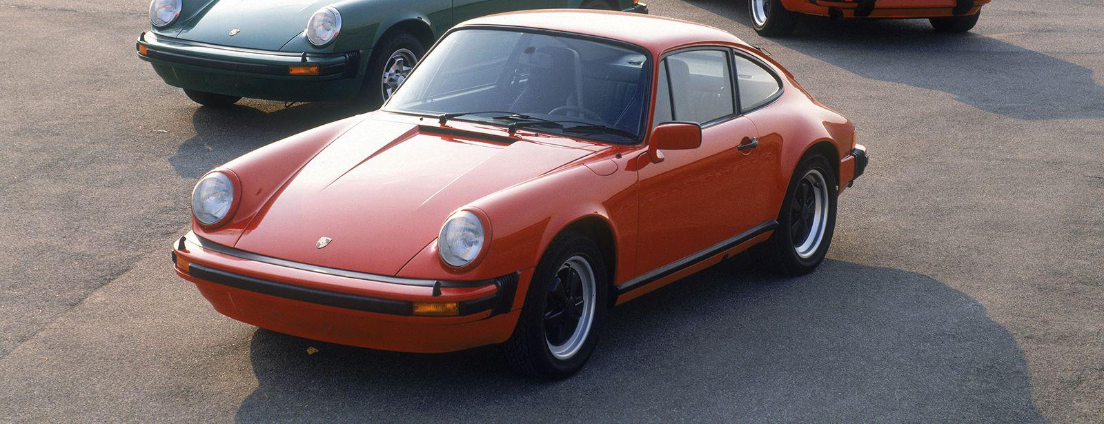 Porsche 911 SC 1978-1983